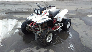 Yamaha Warrior 350 2004