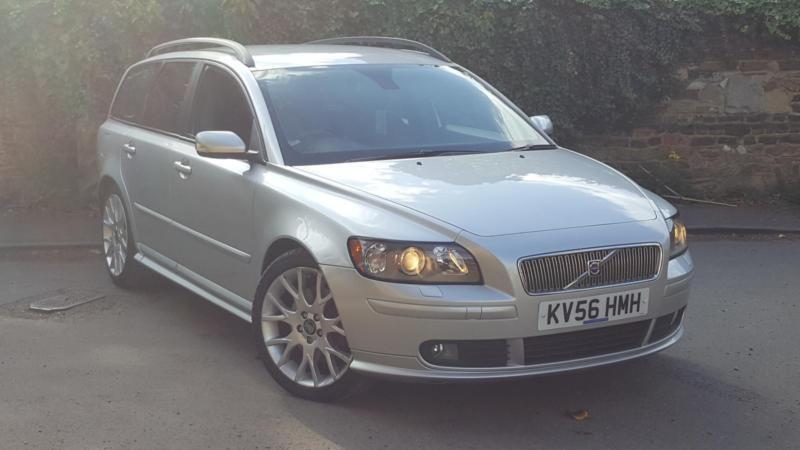 Volvo V50 2.4 D5 Geartronic 2007MY SE Sport + FULL LEATHER INTERIOR