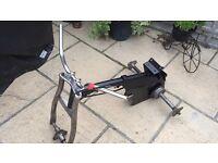 Honda atc 70 trike project