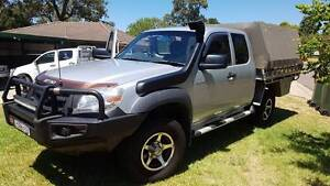 2009 Mazda BT-50 Ute Muswellbrook Muswellbrook Area Preview