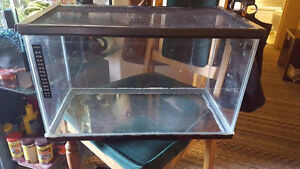 Reptile Fish Tank with Screen Lid