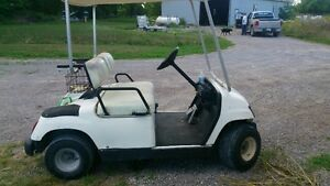 1997 Yamaha Golf cart Kawartha Lakes Peterborough Area image 1