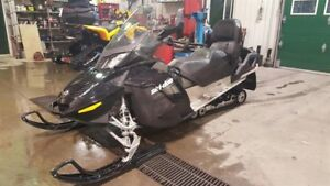 Ski-Doo grand touring 600 ho e-tec  2012
