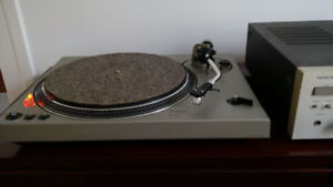 Table tournante Direct Drive Technics SL-1800 Turntable
