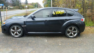 2009 Subaru Impreza WRX STi TIE Fighter Hatchback