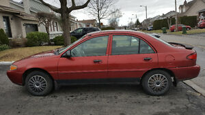 1999 Ford Escort Berline