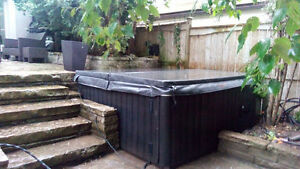Hot Tub Movers, Cleaning, Installation & More !! 905 910 0362