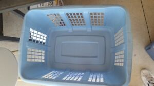 Laundry hampers Rubbermaid.