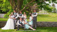 Guelph Wedding Photography 10-25% Off Various Packages
