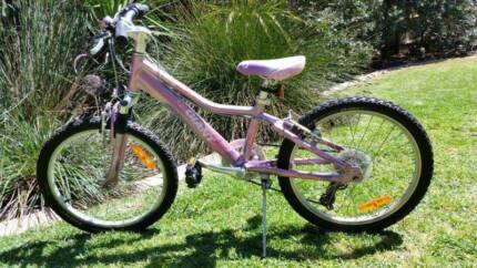 Girls Giant bike