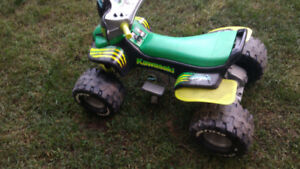 Electric ride on four wheeler for sale