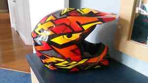 Motocross Fly Racing Helmet *Great condition*