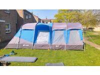 beyond corvus 6+2 tent