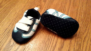 Baby boy shoes ( blue)