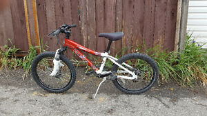 Kona Mountain bike-for child aged 8-10. Price reduced!