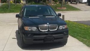 2005 BMW X5 4.4 SUV, Crossover