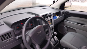 2007 Jeep Compass Sport Automatic
