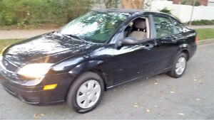 Only 139K, 2007 Focus SE, 4dr. Air, Heated Seats, New 2yr. MVI