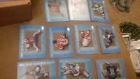 Tim Hortons Hockey Cards & Above the Ice Inserts