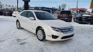 Ford Fusion Hybrid-CUIR-TOIT-MAGS-IMPECABLE 2010