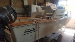 22' Boston Whaler Revenge $10,000