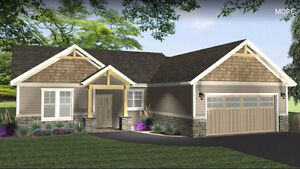 Open Concept New Construction in Valley.