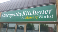Osteopathy Kitchener is hiring!