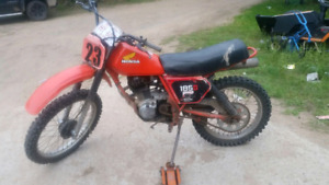 1983 xr200 possibly will trade