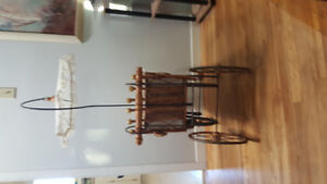 Antique Vintage Victorian Doll Carriage