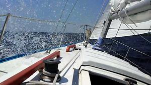26 foot sailboat