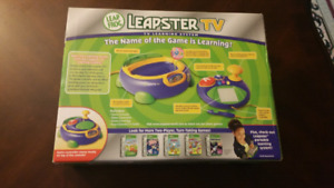 Leapster  TV by Leap Frog
