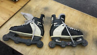 CCM Tacks Rollarblades