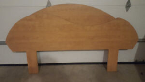 Queen size bedroom set with Box spring & Mattress