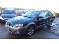 2004 Subaru Outback 3.0Rn ( Sat Nav ) auto R