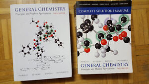 General Chemistry: Principles & Modern Applications W/ Solutions