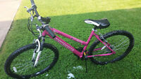 LADIES MONGOOSE MOUNTAIN BIKE