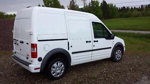 2012 Ford Transit Connect XLT Minivan, Van
