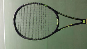 Tennis racquets for sale by Tennis Professional