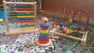 Wooden Toys-- Like Newz-- You pick!