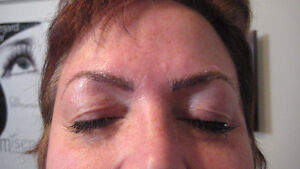 Eye Brow Extensions or permanent Makeup, forget Microblading!! West Island Greater Montréal image 2