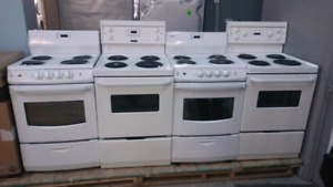 Apartment size Stove/oven with 6 Months warranty