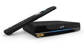 BT Humax DTR T4000 Ultra HD 4K YouView + Plus FreeView Set Top Box Recorder 1TB -BARGAIN WILL GO
