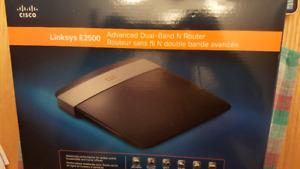 Routeur sans-fil Lynksys E2500