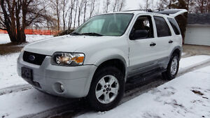2007 Ford Escape XLT AWD SUV, Crossover