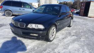 1999 BMW 3-Series Sedan