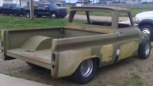 Pro Street '66 Chevy Shortbox Project