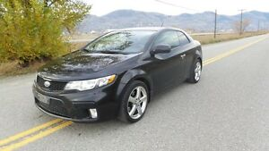 2011 Kia Forte Koup SX NOW REDUCED TO ONLY $7850!!