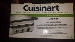 Cuisinart Griddler NEW!