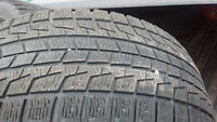 Winter tires 215/55R16 (set of 4)