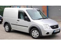 2013 Ford Transit Connect 1.8TDCi T200 SWB Trend in silver